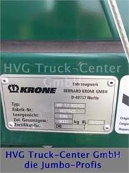 KRONE 7,7 N3S-CS SCHIEBEPLANE IN AUTOMOBILAUSF�HRUNG