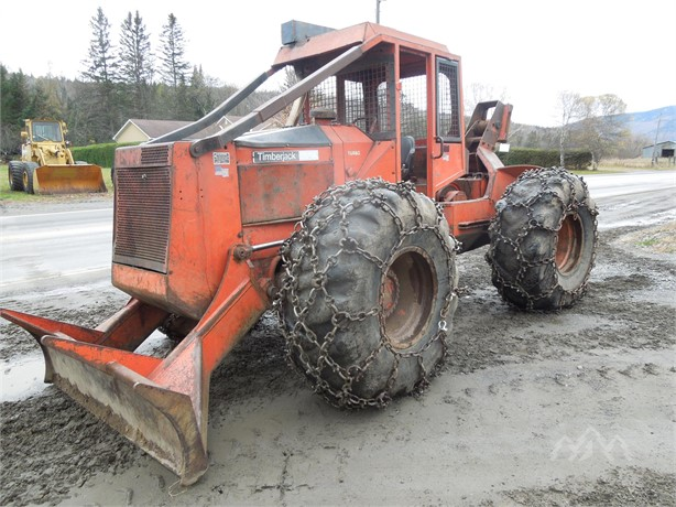 TIMBERJACK 350 Forestry Equipment For Sale - 1 Listings