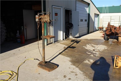 Atlas Saws / Drills Shop / Warehouse Auction Results - 1
