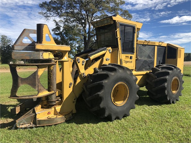 TIGERCAT 724E Forestry Equipment For Sale - 7 Listings