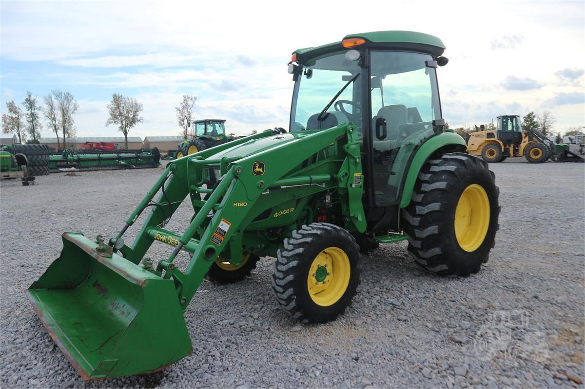 2014 JOHN DEERE 4066R For Sale In Sikeston, Missouri | www ...