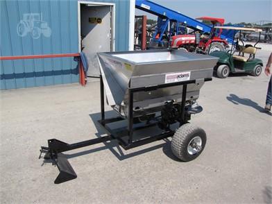 Adams Fertilizer Equipment Ge 1000 Spreader For Sale 1