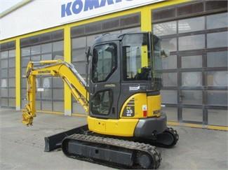 KOMATSU PC35MR-3