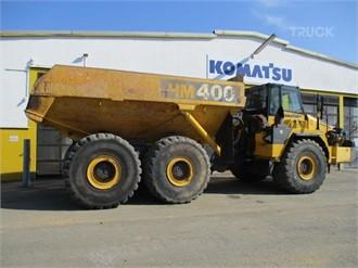 KOMATSU HM400-2