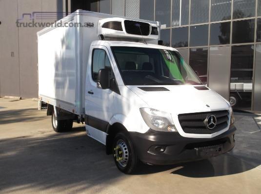 46e167e81466 2014 Mercedes Benz Sprinter - Truckworld.com.au - Light Commercial for Sale