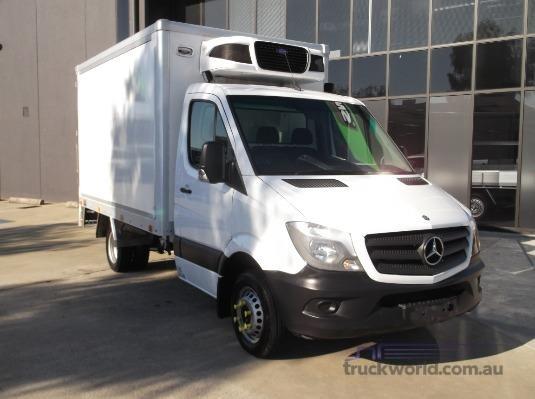 2014 Mercedes Benz Sprinter - Truckworld.com.au - Light Commercial for Sale
