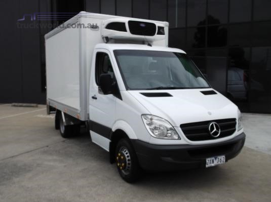 d5ed92eefdd1 2013 Mercedes Benz Sprinter - Truckworld.com.au - Light Commercial for Sale