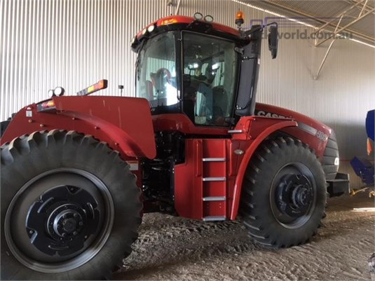 2016 Case Ih Steiger 400 HD Farm Machinery for Sale