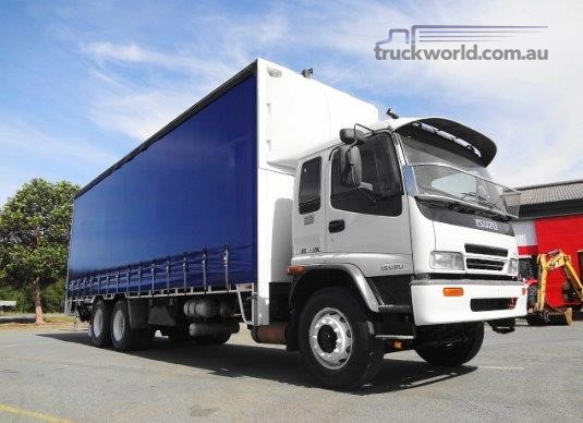 2005 Isuzu FVL 1400 - Truckworld.com.au - Trucks for Sale