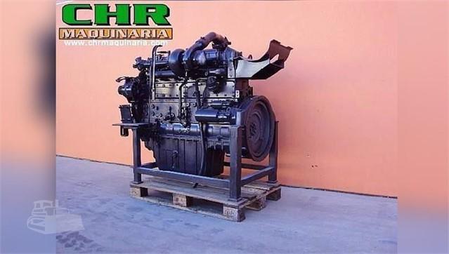 FIAT-HITACHI FH450 3 EX455 Engine   MachineryTrader com