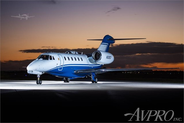 2001 Cessna Citation X For Sale In Annapolis Maryland