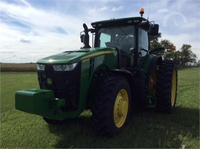 JOHN DEERE 8245R Auction Results - 41 Listings | AuctionTime