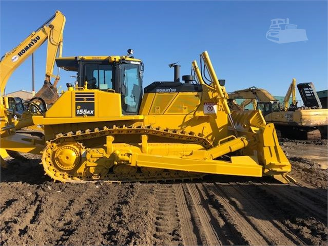 2019 KOMATSU D155AX-8 For Sale In Cleburne, Texas | MachineryTrader