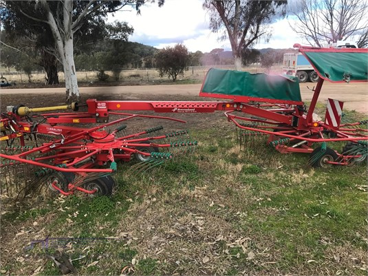 0 Kverneland Taarup 9071Sevo - Farm Machinery for Sale
