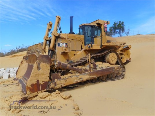 1997 Caterpillar D10R - Heavy Machinery for Sale