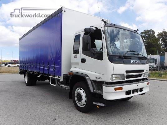 2005 Isuzu FTR 900 Long Raytone Trucks - Trucks for Sale