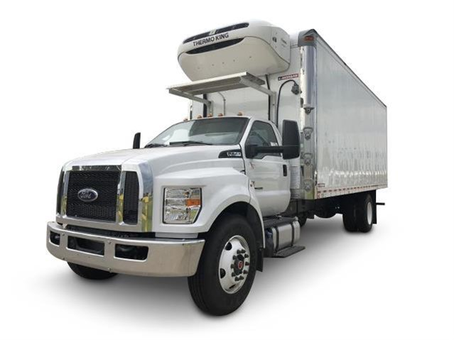 2017 FORD F750 For Sale In Oklahoma City, Oklahoma