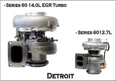 Detroit Turbo/Supercharger Truck Components For Sale - 60 Listings