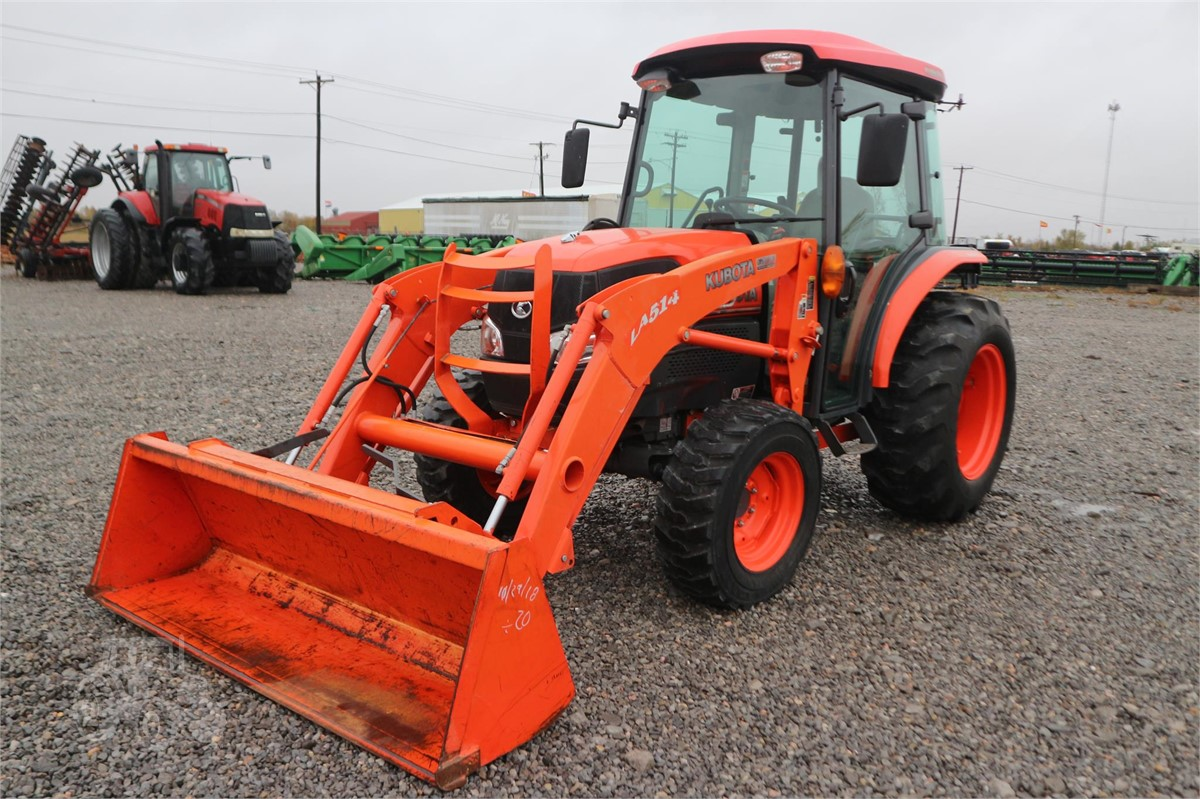 KUBOTA L3540 For Sale In Sikeston, Missouri | www.kevindewittequipment.com