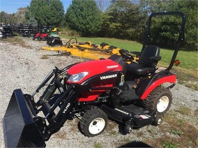 YANMAR Tractors For Sale - 155 Listings | TractorHouse com
