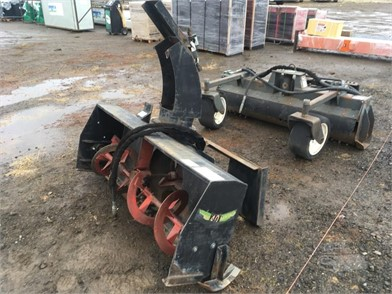 5FT  SNOW BLOWER ATTACHMENT Other Auction Results - 1 Listings