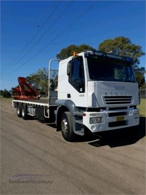 2007 Iveco Stralis 435 - Truckworld.com.au - Trucks for Sale