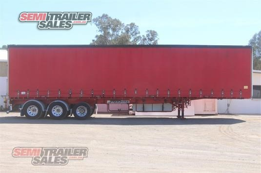 2002 Maxitrans 45ft Curtainsider Trailer Semi Trailer Sales - Trailers for Sale