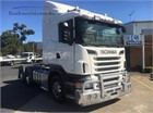 Scania R480 6x4|Prime Mover