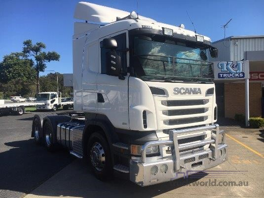 2013 Scania R480 - Trucks for Sale