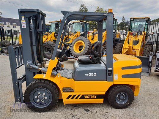 0 Victory Equipment VF35D Forklifts for Sale