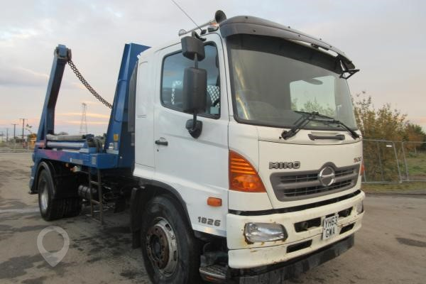 2014 HINO 500GH1826 at TruckLocator.ie