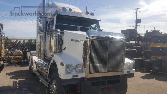2014 Western Star 4800FX - Wrecking for Sale