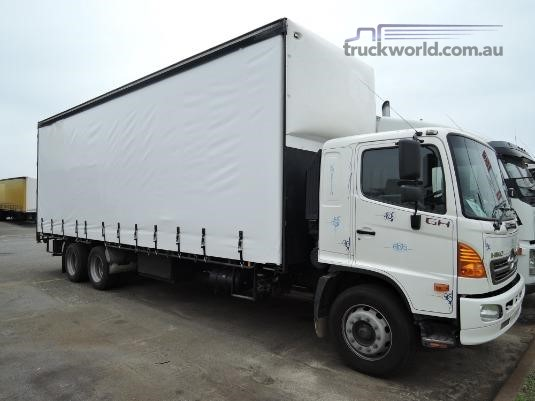 2010 Hino GH1J - Truckworld.com.au - Trucks for Sale