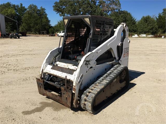 Auctiontimecom 2006 Bobcat T190 Online Auctions