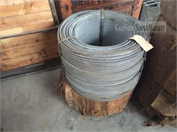 STAINLESS STEEL CABLE  used