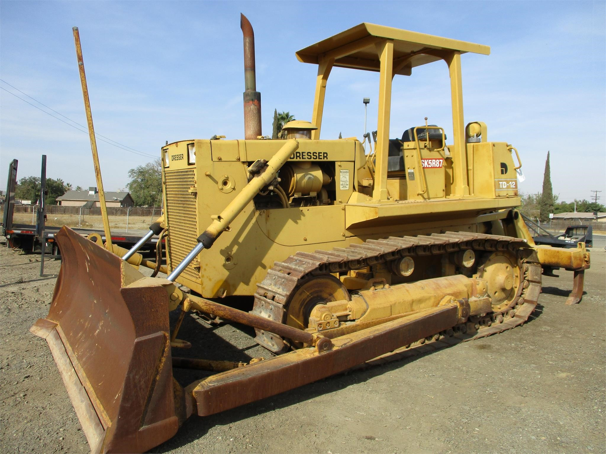 All Dresser Crawler Dozers for Sale :: Construction