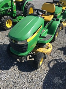 JOHN DEERE X300 For Sale - 227 Listings | TractorHouse com - Page 1