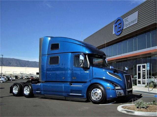 2020 VOLVO VNL64T860 For Sale In Fontana, California | www