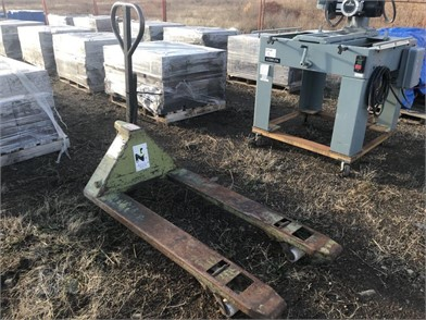 MULTITON TM27X48 PALLET JACK Other Auction Results 1