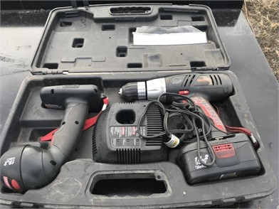 CRAFTSMAN CORDLESS DRILL Other Auction Results - 2 Listings