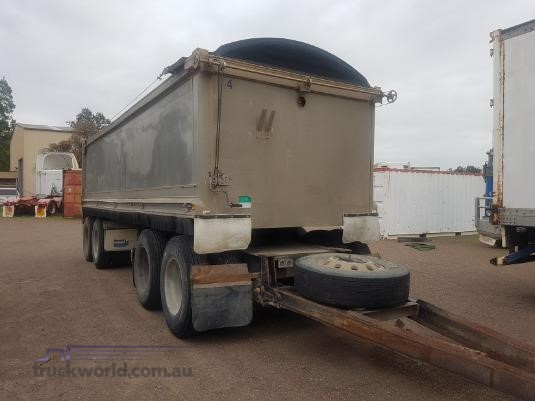 1997 Hamelex ALLOY QUAD DOG (PBS) Coast to Coast Sales & Hire - Trailers for Sale