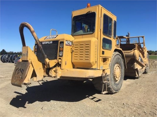 2005 Caterpillar 627G - Heavy Machinery for Sale
