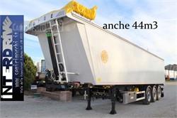 Adige Vasca Ribaltabile 55m3 Alluminio  Usato