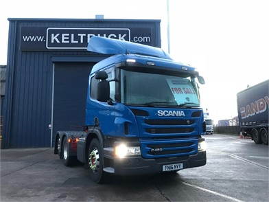 Used SCANIA P450 Trucks for sale in the United Kingdom - 1