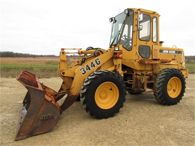 DEERE 344G Auction Results - 6 Listings | MachineryTrader