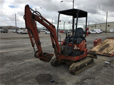 Ditch Witch Mini (Up To 12,000 Lbs) Excavators Auction Results - 27
