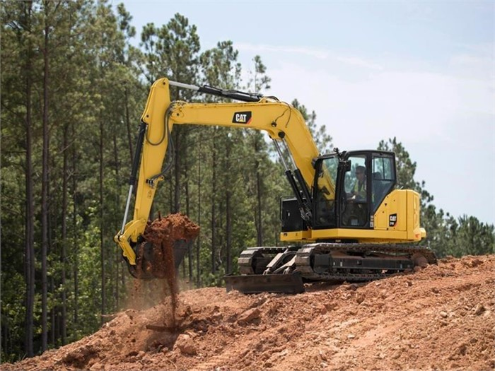 Cat Adds Six Mini Excavators To Next Generation Lineup In 7