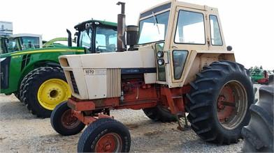 J I CASE Farm Equipment Online Auction Results - 368 Listings