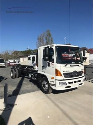 2018 Hino 500 Series 1426 FE XLong Air West Orange Motors - Trucks for Sale