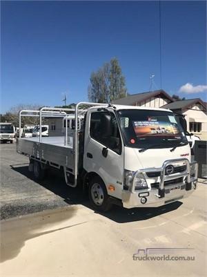 2018 Hino 300 Series 616 Medium TradeAce West Orange Motors - Trucks for Sale